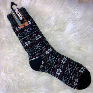 men's lounge socks
